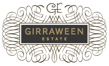 Girraween Estate vineyard and cellar door near Stanthorpe, QLD Logo